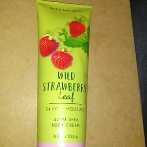 Other - Bath and Body Works Wild Strawberry Leaf